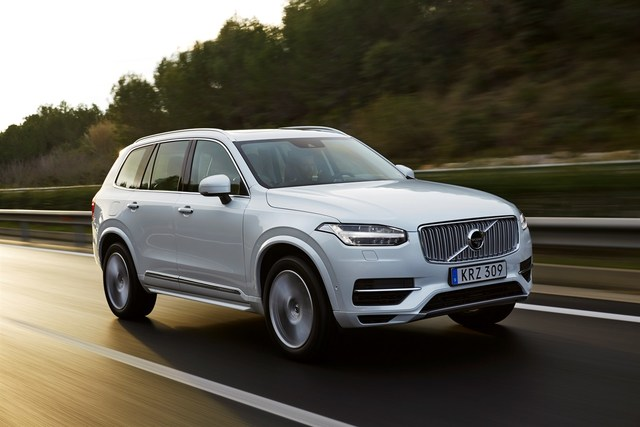 This Is A Pretty Order For Volvo It S 1b Of Cars At The Retail Price And 1 3 Total Xc90s In 2017